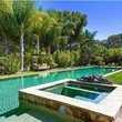 Pink and Carey Hart's Pool