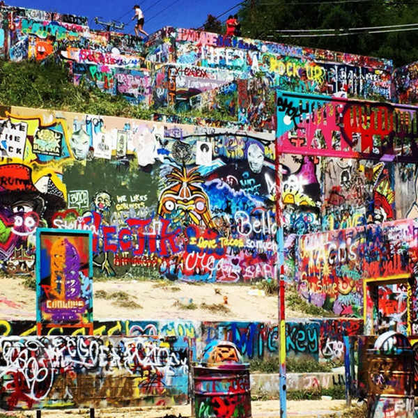 Austin's HOPE Outdoor Gallery