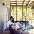 Shay Mitchell's Pretty Little Pool