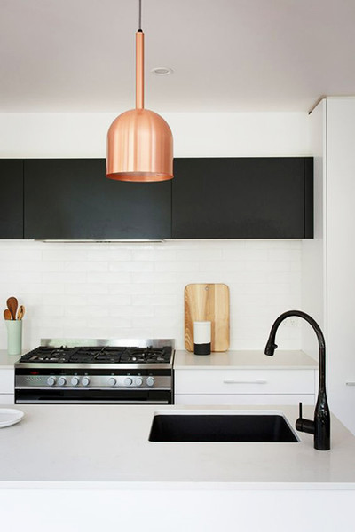 Black Kitchen Sinks The Most Popular Home Trends For 2018 According To Pinterest Lonny