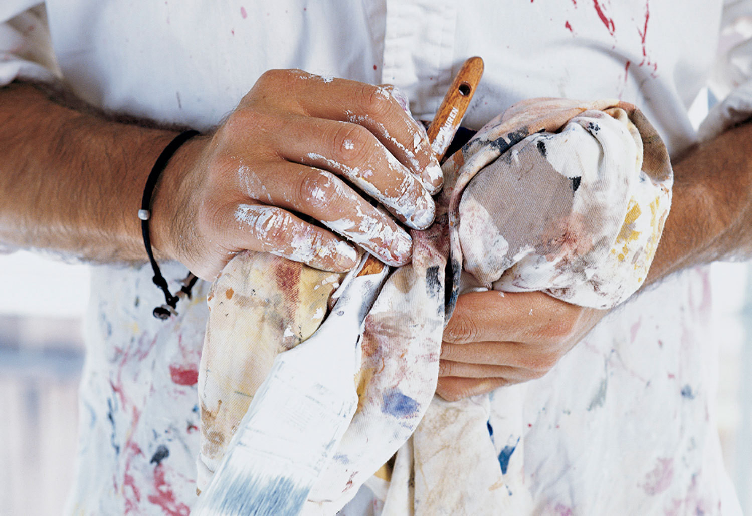 Getting down and dirty (in a good way) with the gorgeous new shades of Ralph Lauren Paint.