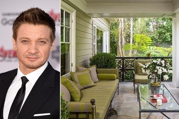 Jeremy Renner Sells Hollywood Home for $3.4 Million