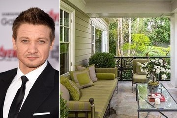 Jeremy Renner's Hollywood Home