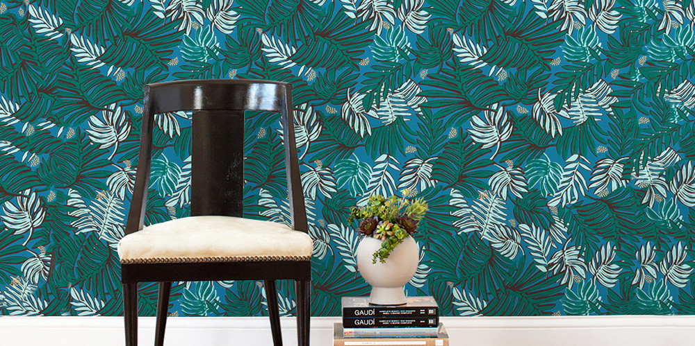Rejoice! Hygge & West Launches Removable Wallpaper
