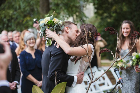 Behind the Scenes: A Lonny Staffer's Wedding Album