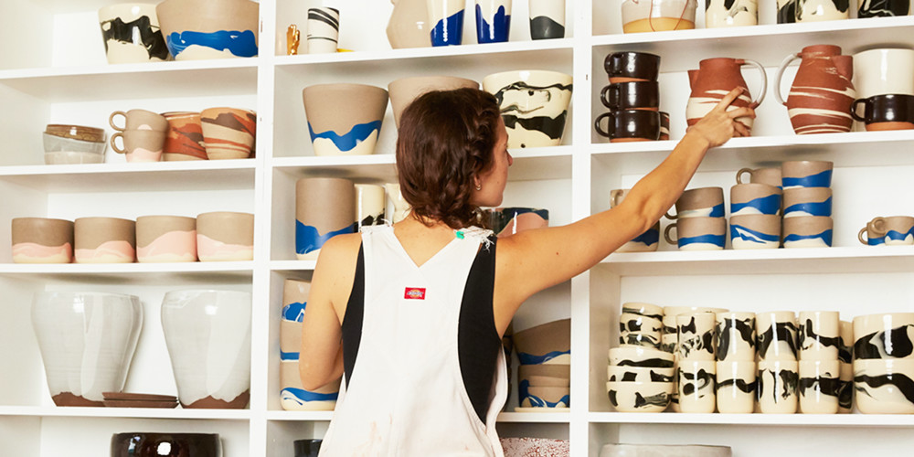Helen Levi: Q+A With DVF Ceramic Designer