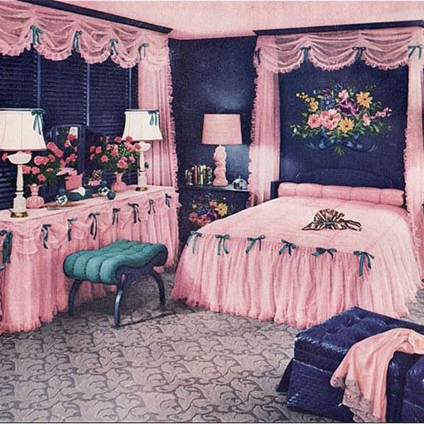 1950 The Worst Decor Trend From The Year You Were Born