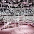 Couture Week Runway Set Design