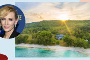 Cate Blanchett Lists Her Beachfront South Pacific Villa For $1.4 Million