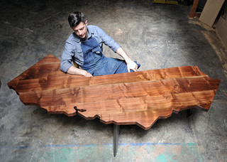 Q&A with WestEdge Featured Designer: Jared Rusten from J. Rusten Furniture Studio