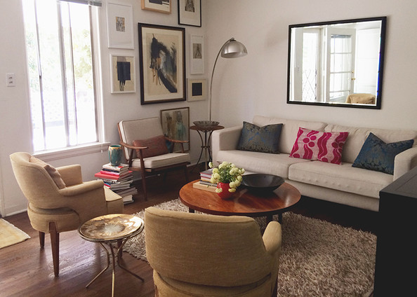 At Home with Anna Ullman