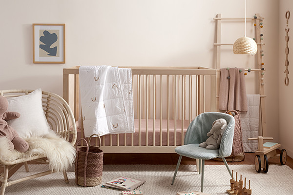 Parachute And Rylee + Cru Just Launched The Cutest Bedding And PJ Line