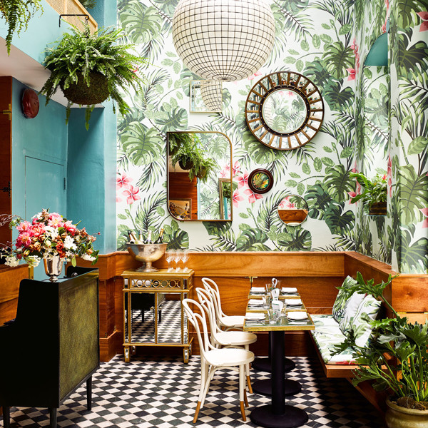 The Best Design-Savvy Bars On Insta