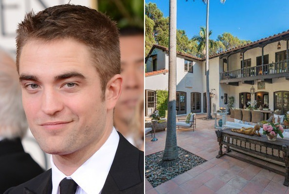 Robert Pattinson Is On The Market