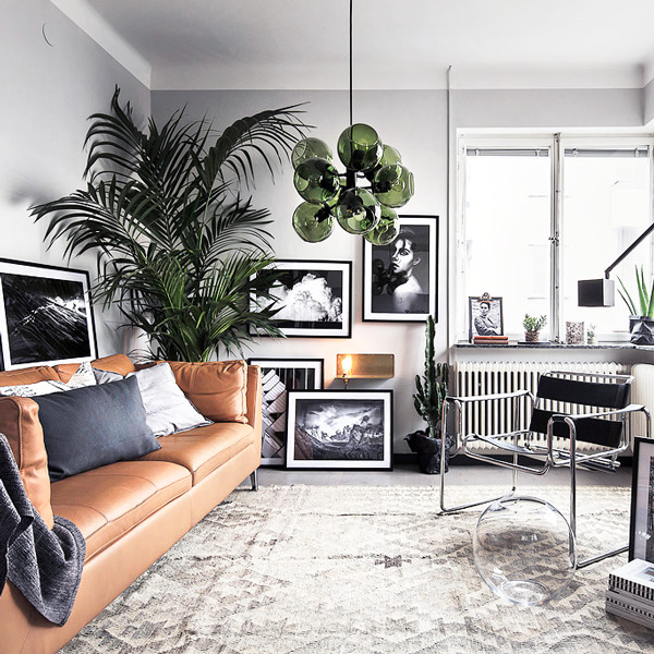 Inspiration For Mastering The Artwork-On-Floor Look