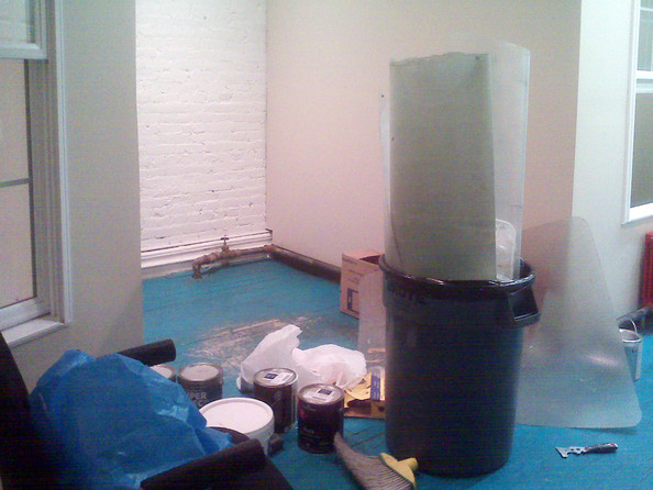 Front Office (Before)