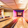 Lady Gaga's Bowling Alley