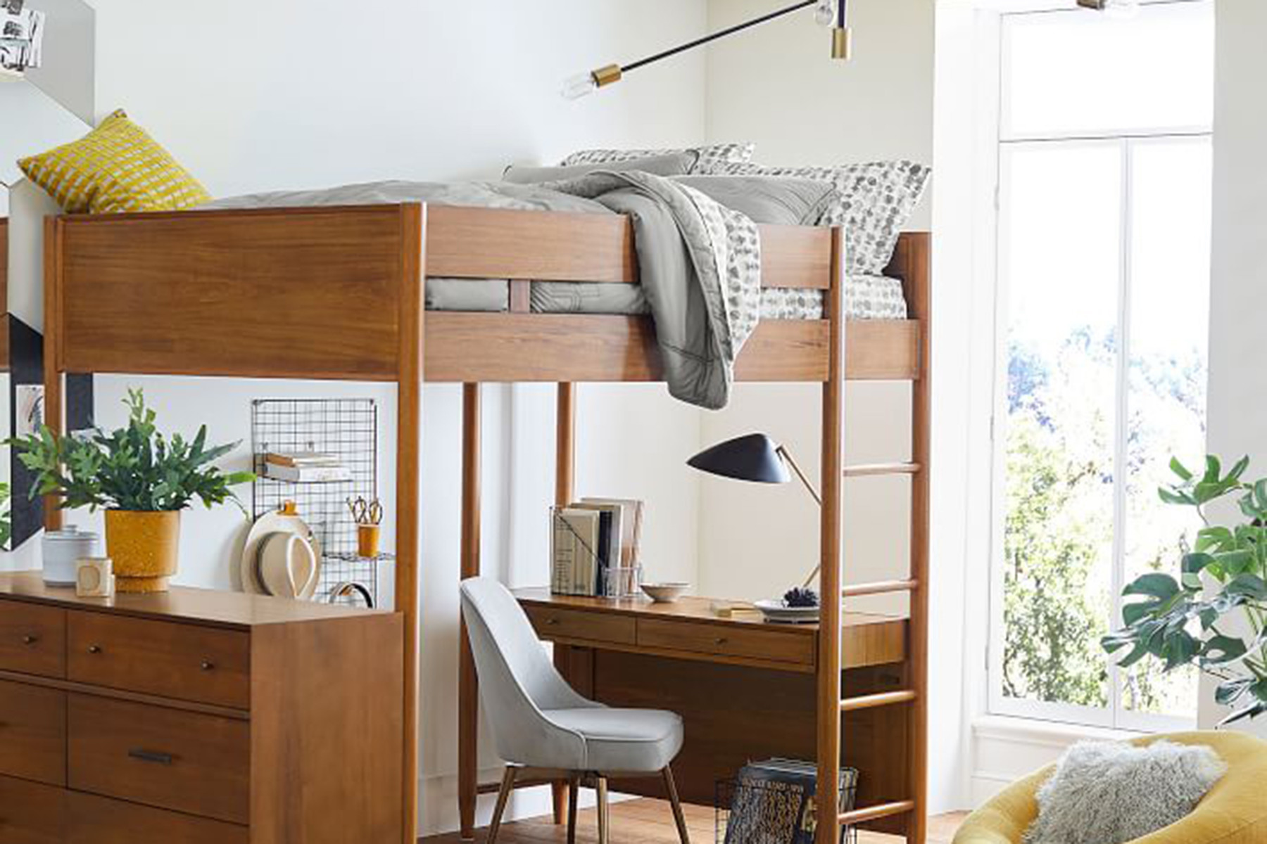 comfortable loft beds adults can buy
