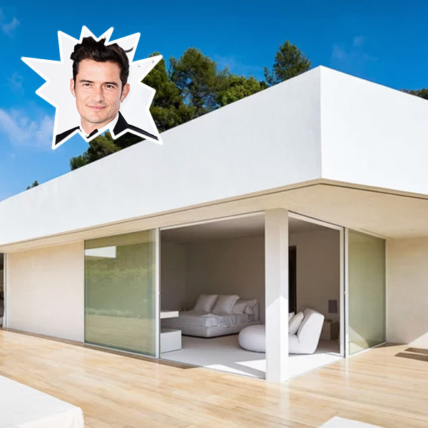 Orlando Bloom's $7 Million Mod Beverly Hills Home