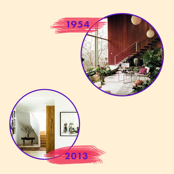 The Best Decor Trend From The Year You Were Born