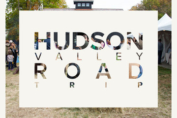 A Fall Road Trip In the Hudson Valley