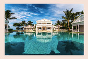 Take A Tour Of Celine Dion's Florida Water Park Mansion