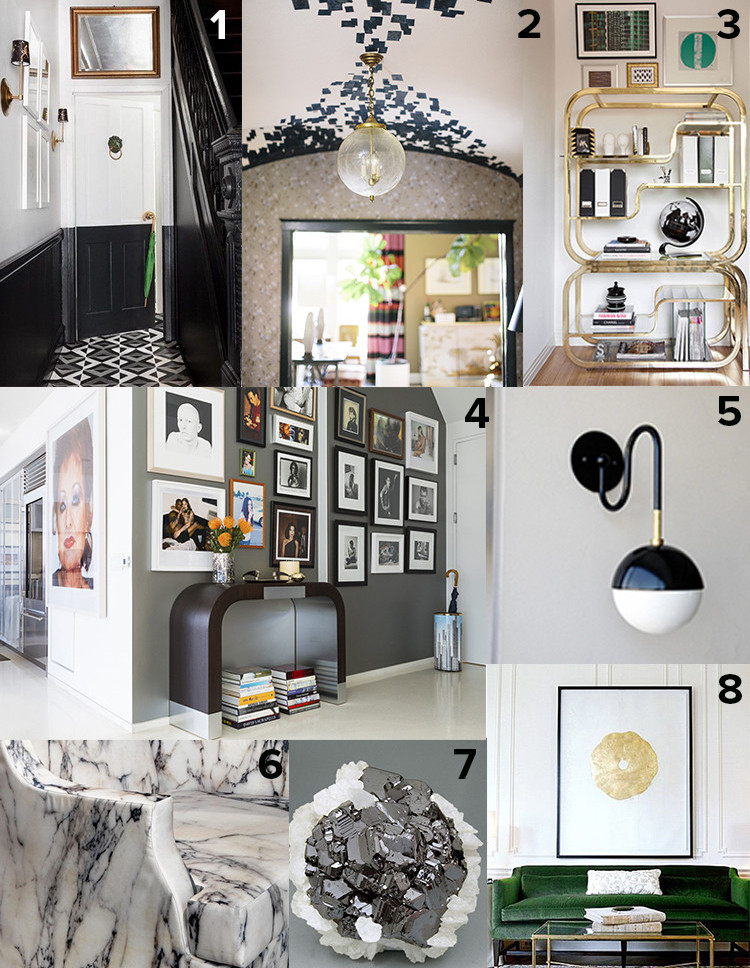 An editor 39 s makeover mood board design inspiration lonny for Apartment make ready board