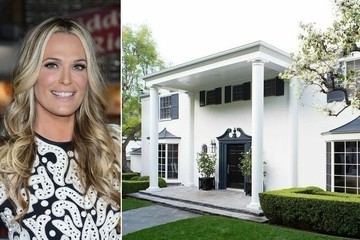 Molly Sims's Classic Colonial Home in Beverly Hills