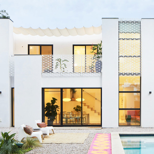 This Dreamy, Austin Home Will Transport You To Morocco