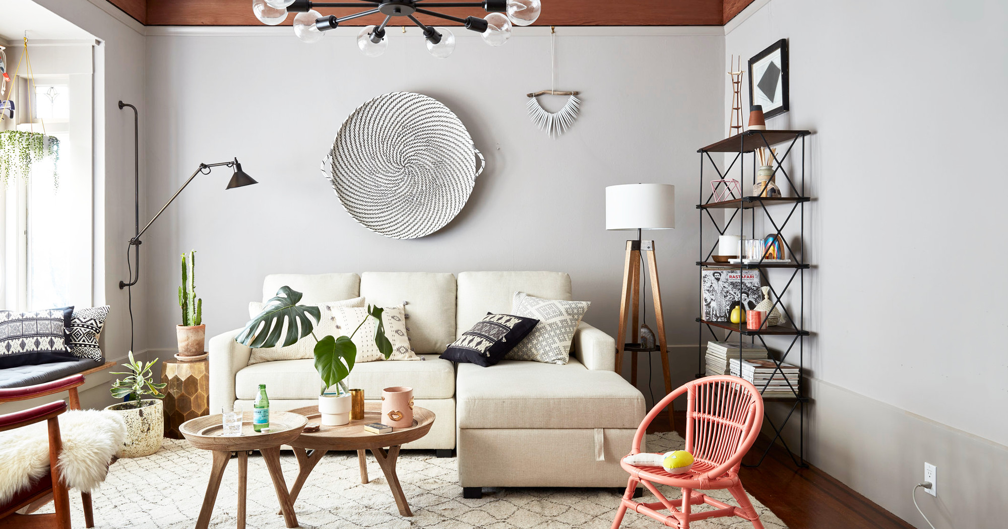 A Lonny Editor S Small E Makeover With Pottery Barn