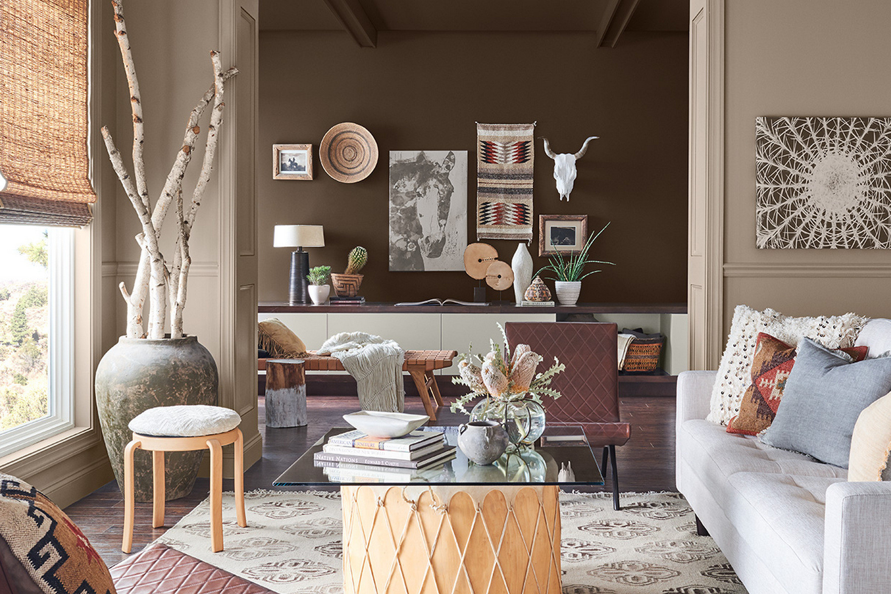 17 Living Room Paint Colors That Will Delight The Eye