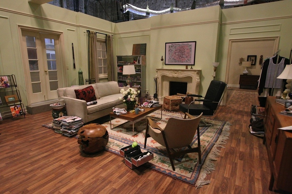 Cece S Apartment Confessions Of A Set Designer New Girl