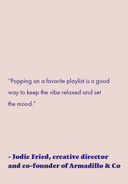 Create A Soothing Playlist