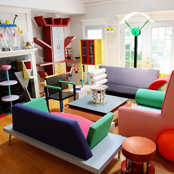 Incorporating Postmodern Design Into Everyday Decor - Design ...