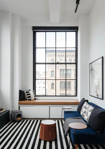 Using Small Furniture In A Small Space