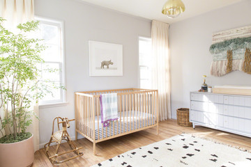 Welcome Baby Rhino: Sharon Montrose's Latest Nursery Project