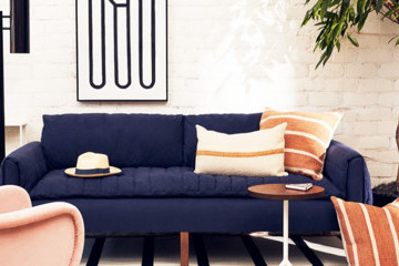Consort Releases A Sustainable Custom Upholstery Line