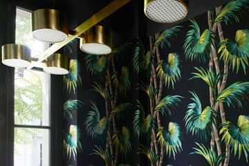 Palm-Tree Wallpaper? Yes, Please