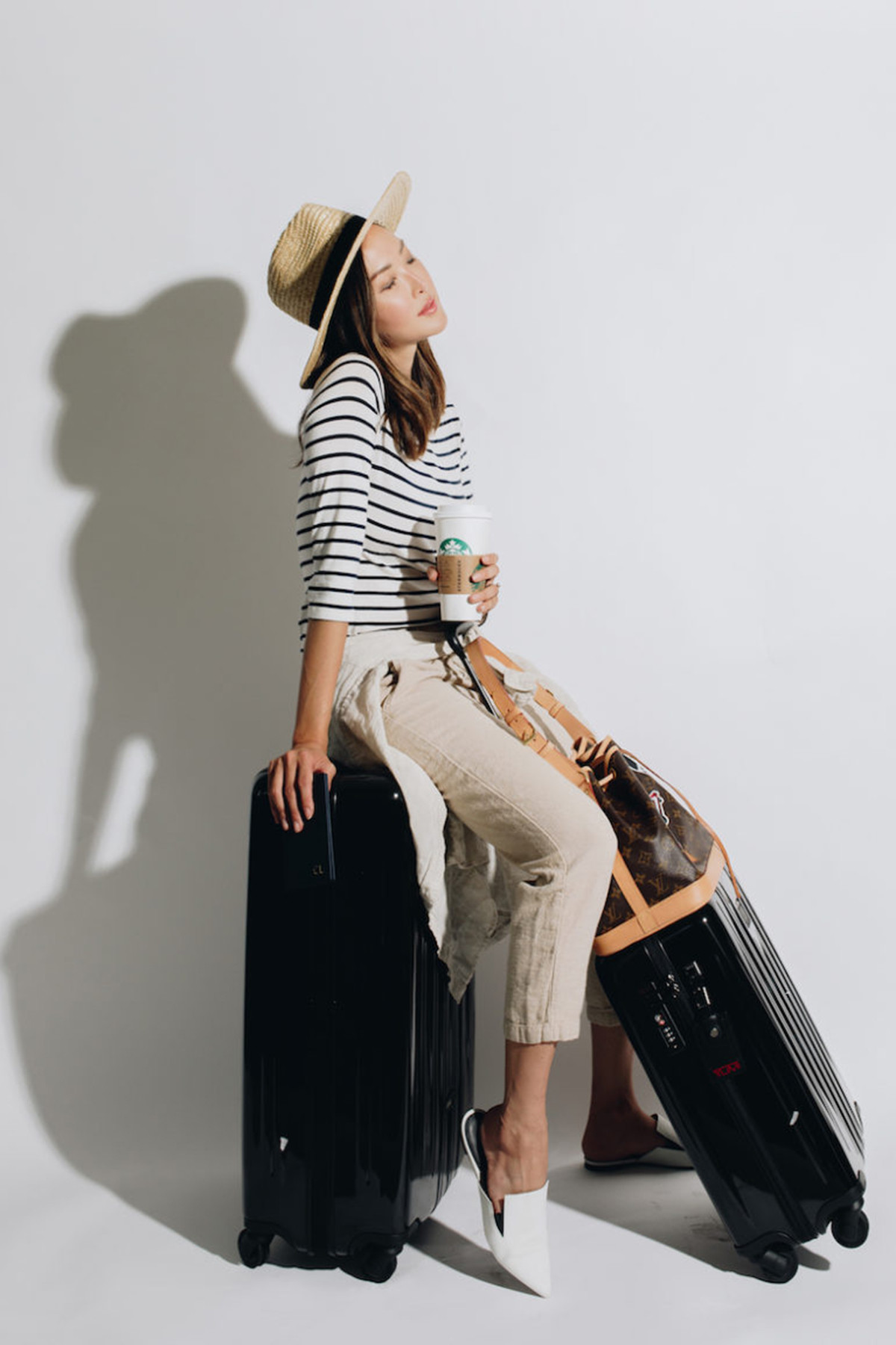 How 6 Tastemakers Curate The Perfect Travel Wardrobe