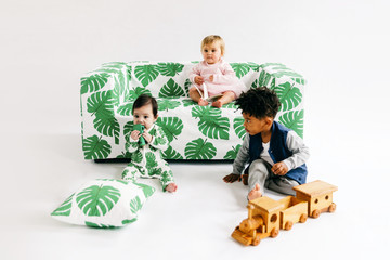 Interior Define Just Debuted The Cutest Kiddie Collab