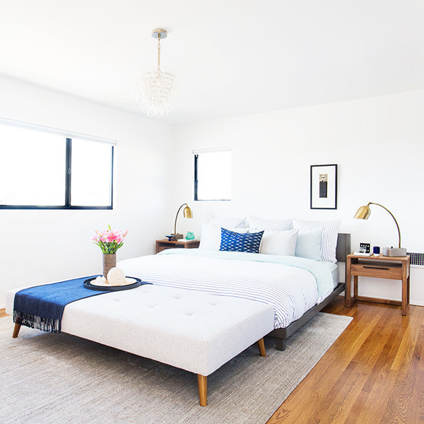 The Guide To Styling The Foot Of Your Bed