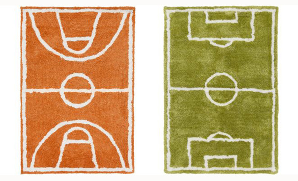 The Abstract Sport Rugs