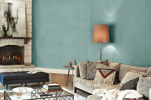 Behr Just Announced The 2018 Color Of The Year Design