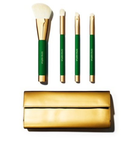 Limited Edition Classic Chic Four-Piece Brush Set by Sonia Kashuk