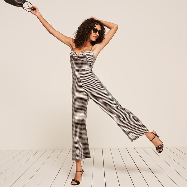 Reformation Dominica Jumpsuit
