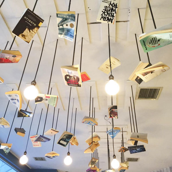 Literary Pendants