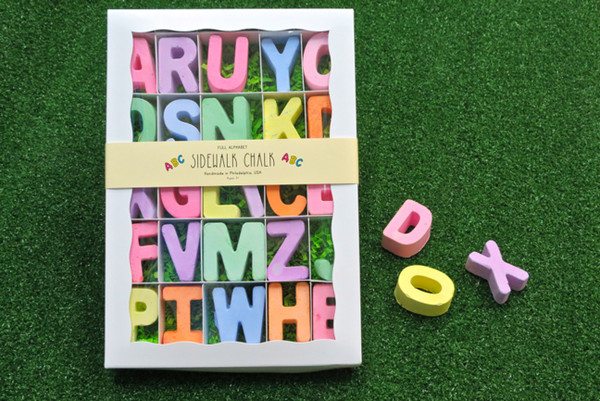 Learning The Letters