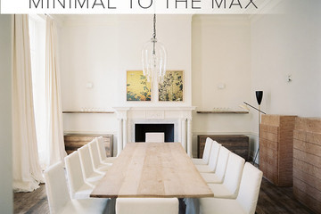 You Are: Minimal to the Max