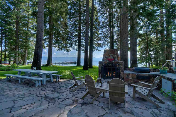 Ready To Roast - Inside Mark Zuckerberg's $59 Million Lake Tahoe Compound - Lonny