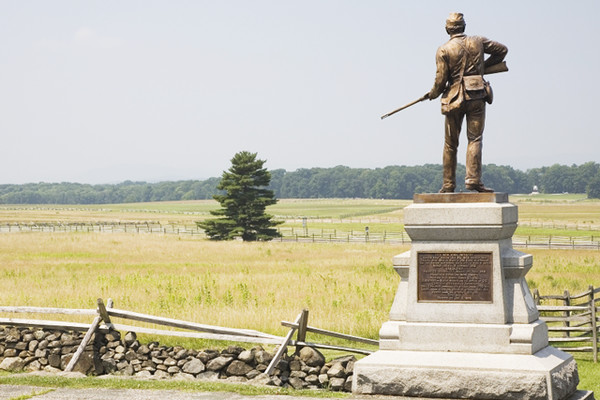 15 scary trips to take this halloween gettysburg battlefield
